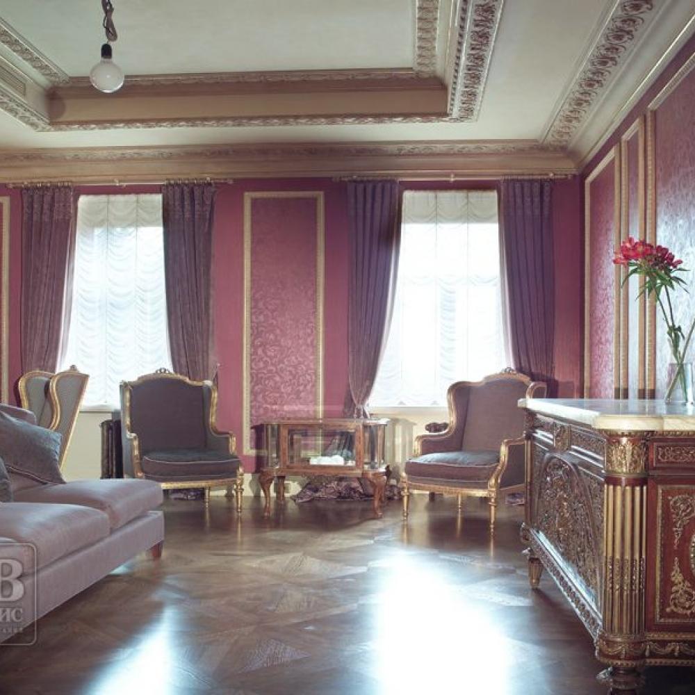 Дизайн интерьера (м. Каширская)