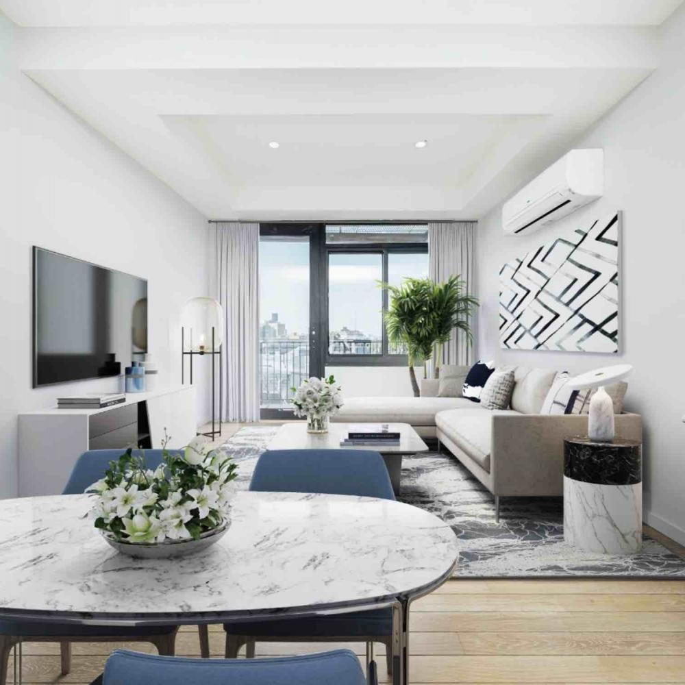 Дизайн проект однокомнатной квартиры 35 кв м