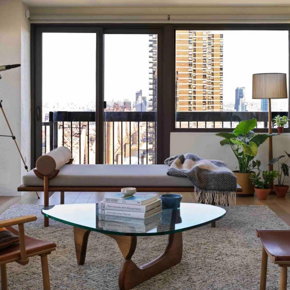 Дизайн двухкомнатной квартиры (м.ВДНХ)