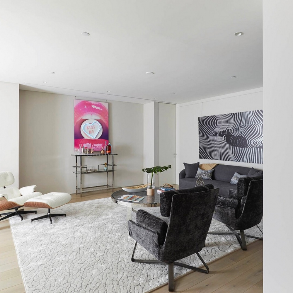 Дизайн однокомнатной квартиры (м. Улица Академика Янгеля)