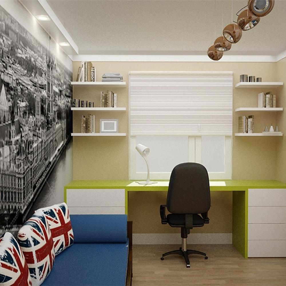 "Дизайн-проект (""Британская комната"")"
