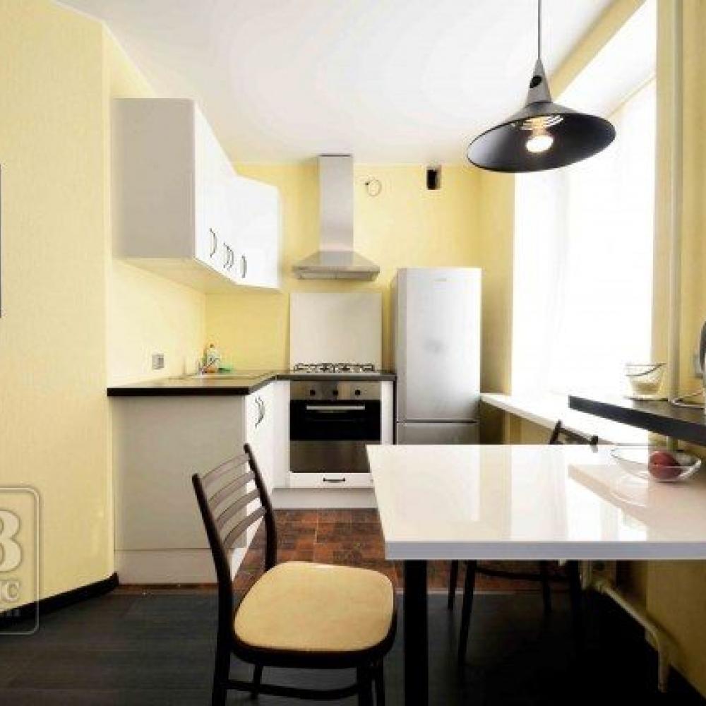 Дизайн квартиры студии (м. Дубровка)