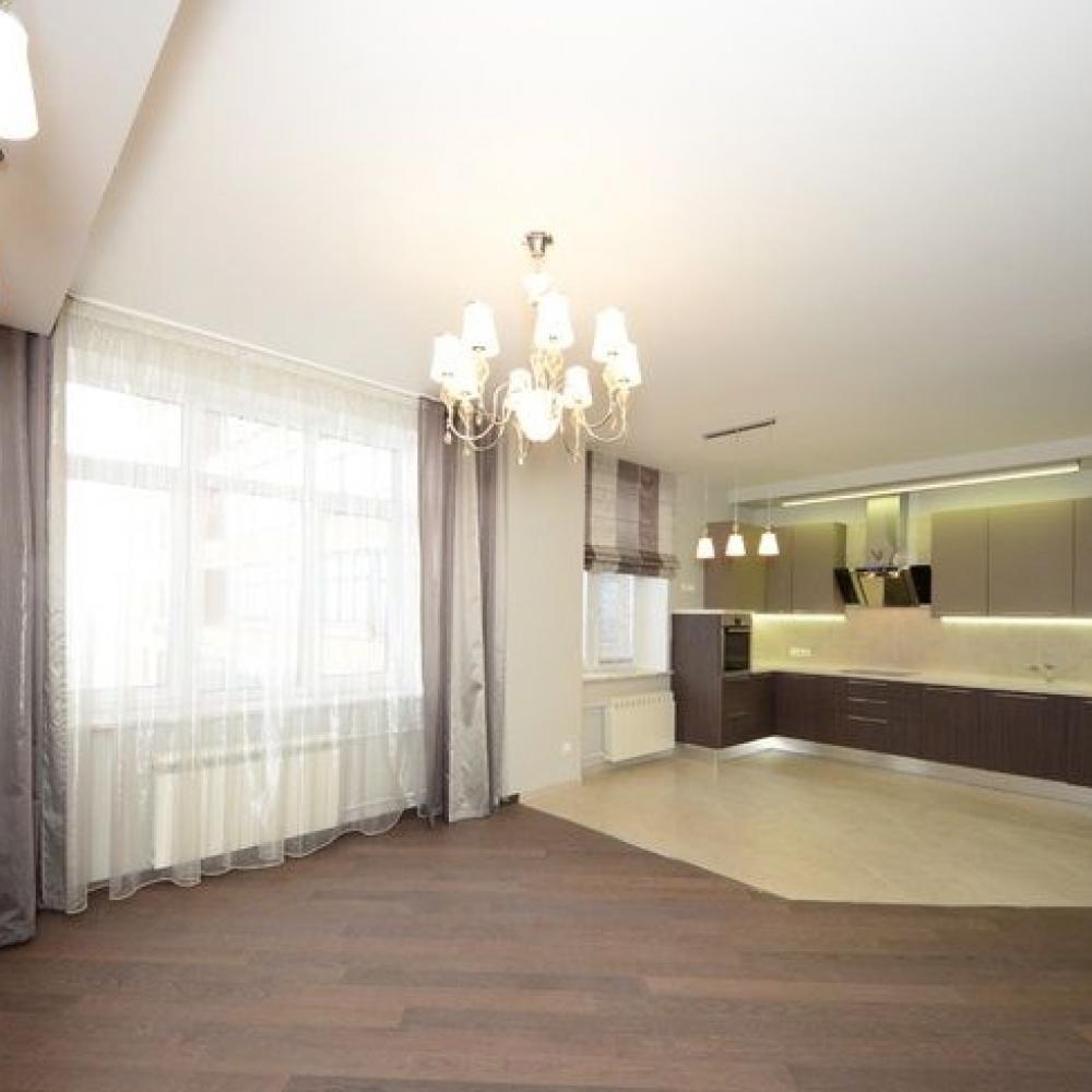 Дизайн квартиры студии (м. Митино)