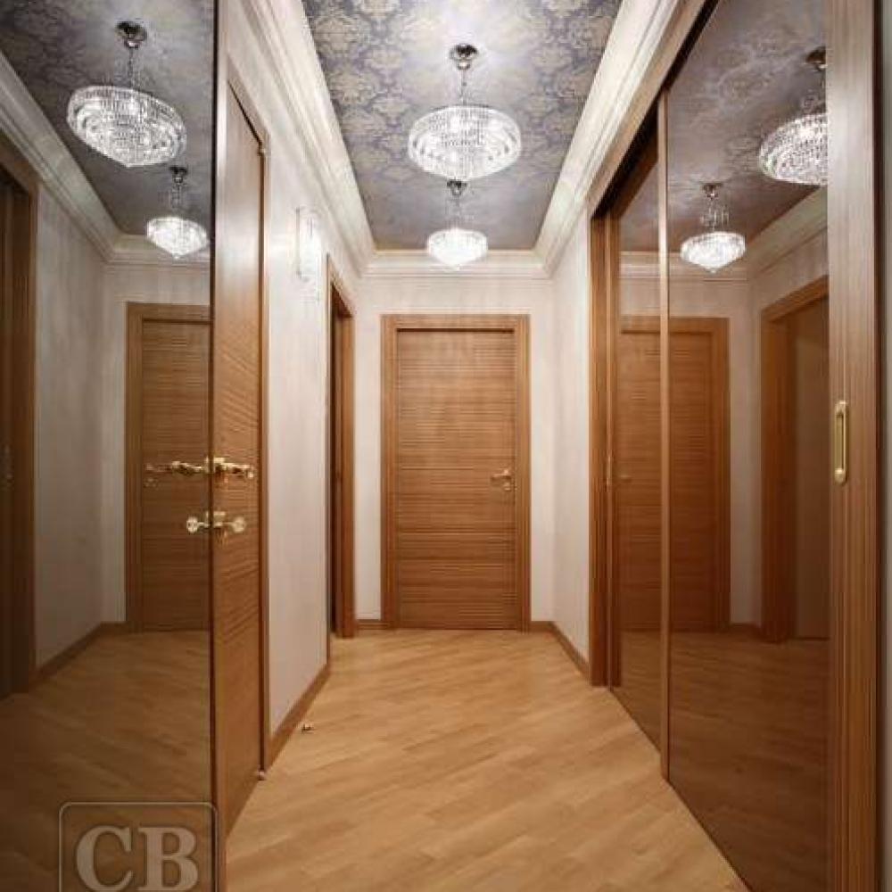 Дизайнерский ремонт квартиры (м. Дубровка)