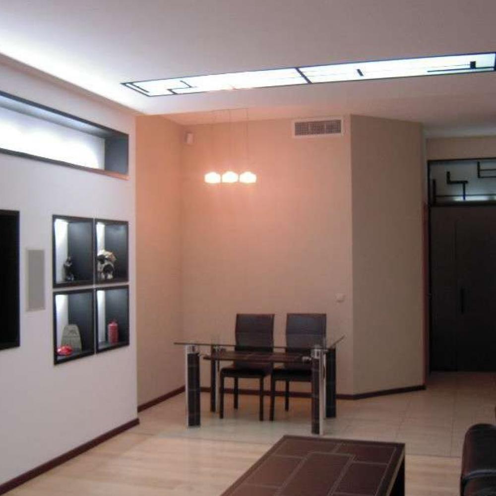 Ремонт двухкомнатной квартиры (м. Лубянка)