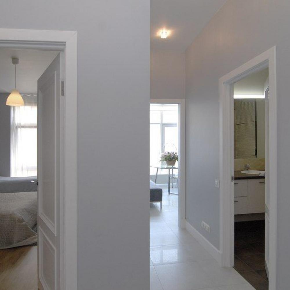 Дизайн однокомнатной квартиры (м. Аннино)