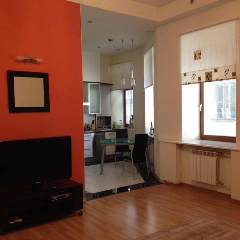 Ремонт двухкомнатной квартиры (м. Пражская)