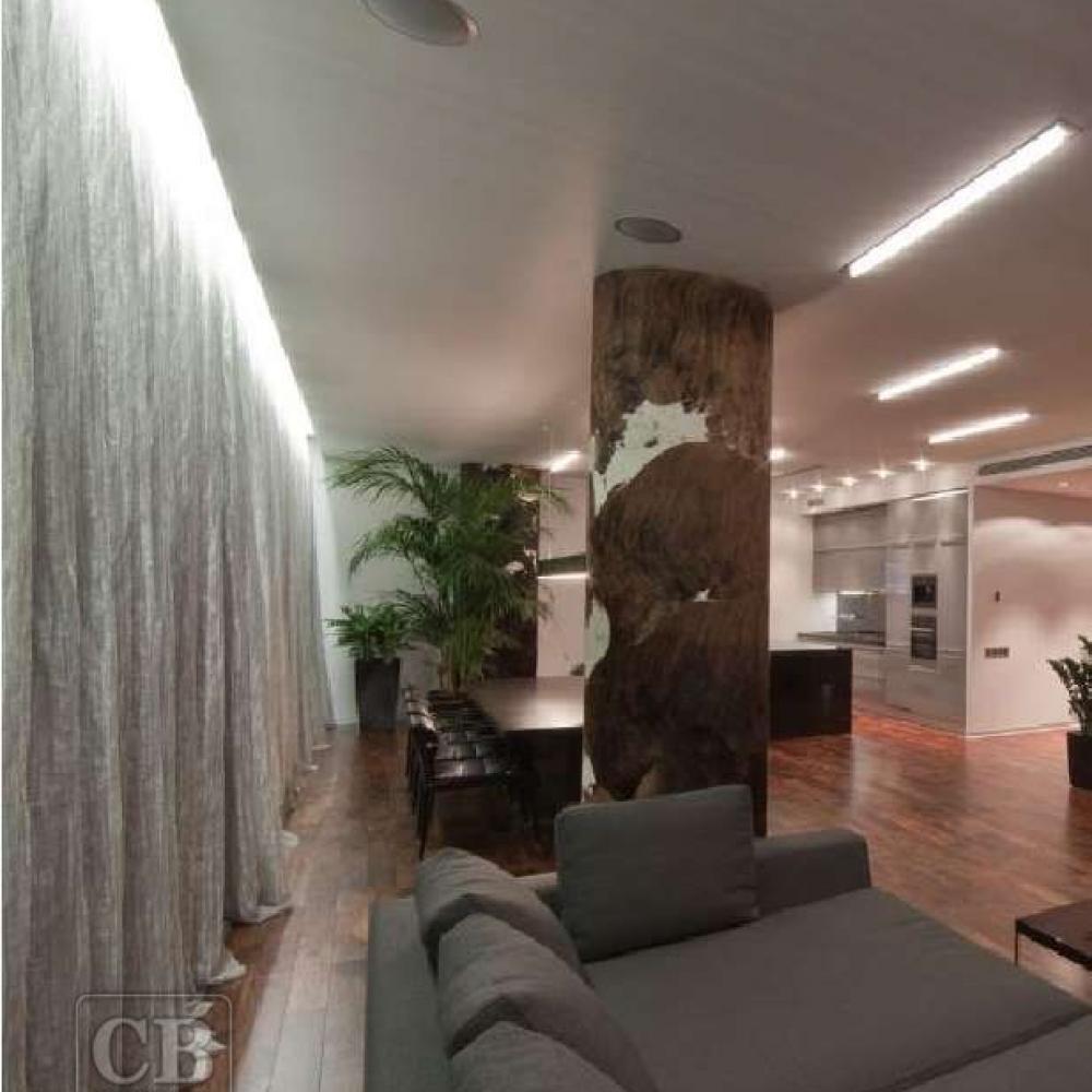 Дизайн квартиры студии (м. Юго-западная)