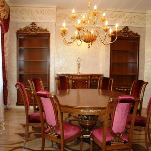 Дизайн интерьера (м. Кантемировская)