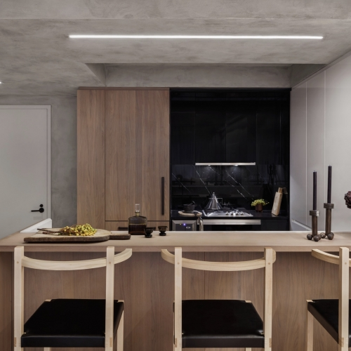 Дизайн проект двухкомнатной квартиры 60 кв.м.