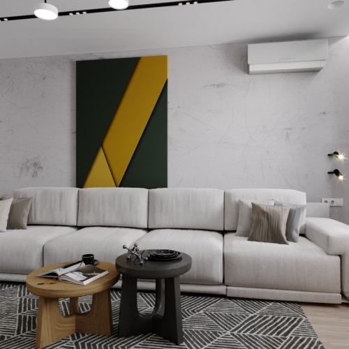 Ремонт трехкомнатной квартиры (м. Кунцевская)