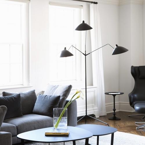Дизайн трехкомнатной квартиры (м. Чистые Пруды)
