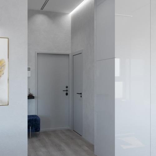 Ремонт квартиры студии (м. Новокосино)