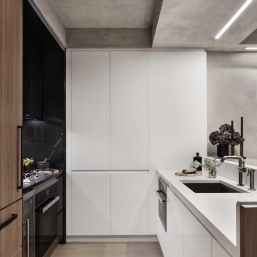 Ремонт трехкомнатной квартиры (м. Рассказовка)