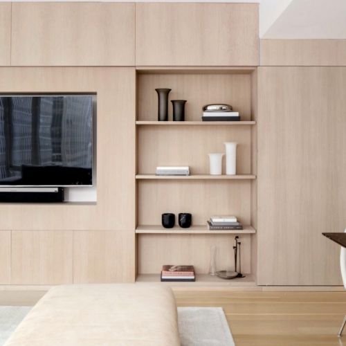 Дизайн проект двухкомнатной квартиры (м.Тропарево)