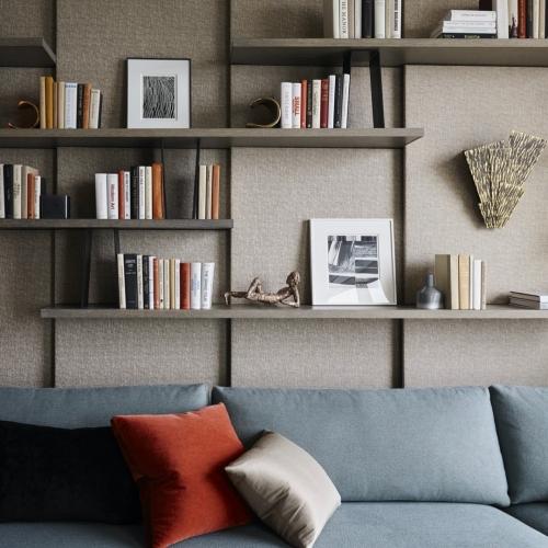 Дизайн проект двухкомнатной квартиры (м.Мякинино)