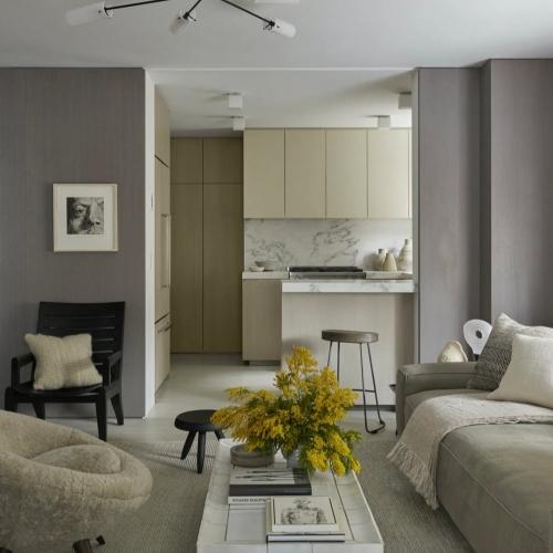 Дизайн однокомнатной квартиры (м.Новокосино)
