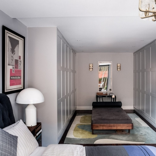 Дизайн двухкомнатной квартиры (м. Марьино)
