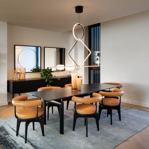 Дизайн трехкомнатной квартиры (м.Ясенево)