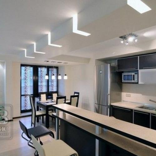Дизайн квартиры студии (м. Университет)