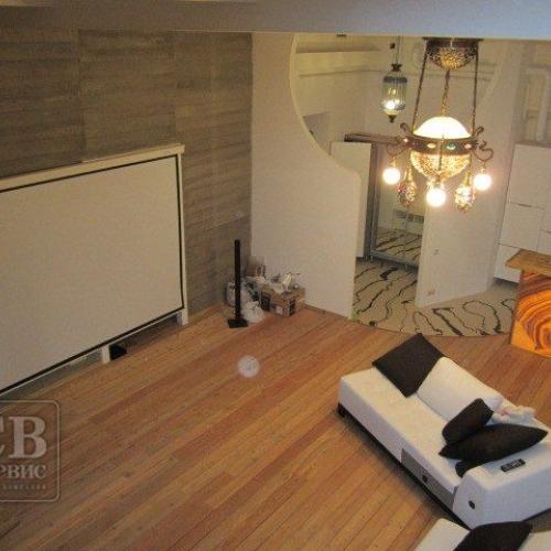 Дизайн квартиры студии (м. Краснопресненская)