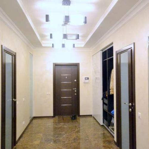 Ремонт трехкомнатной квартиры (м. Бульвар Адмирала Ушакова)