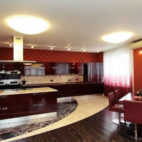 Ремонт трехкомнатной квартиры (м. Молодёжная)