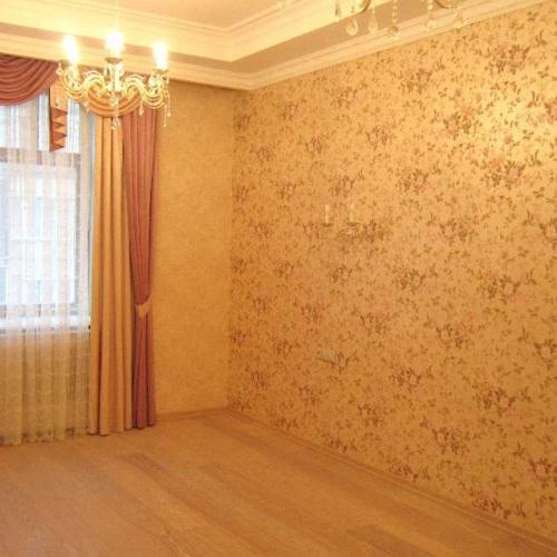 Дизайнерский ремонт квартиры (м. Новослободская)
