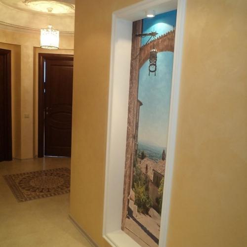Дизайн и ремонт квартиры (м. Нагатинская)