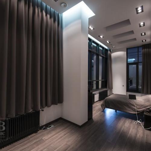 Дизайн двухкомнатной квартиры (м. Петровско-Разумовская)