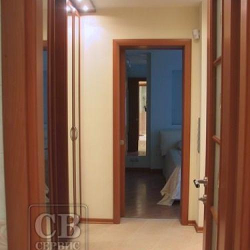 Дизайн квартиры студии (м. Щелковская)