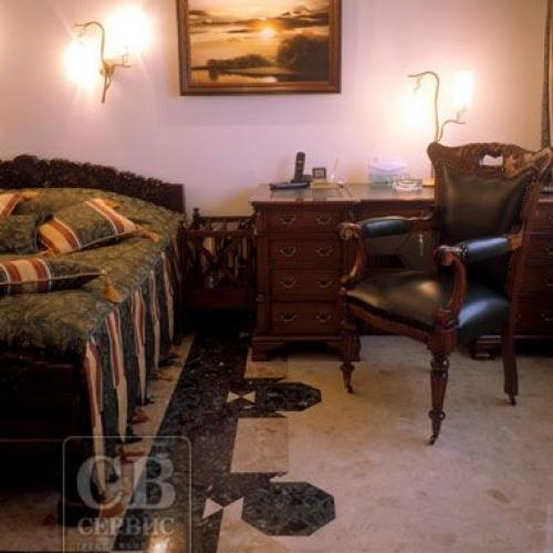 Дизайн двухкомнатной квартиры (м. Фрунзенская)