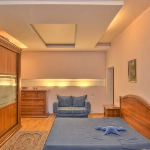Дизайн трехкомнатной квартиры (м. Электрозаводская)