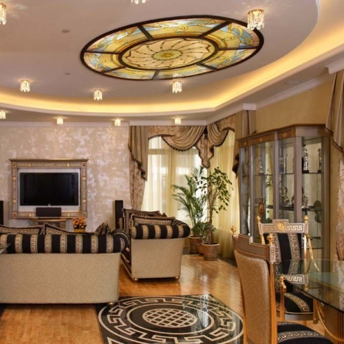 Дизайн трехкомнатной квартиры (м. Улица Горчакова)