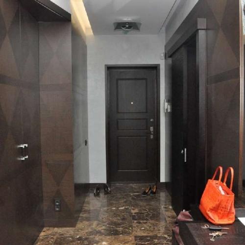 Дизайн двухкомнатной квартиры (м. Лубянка)