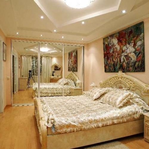 Дизайн трехкомнатной квартиры (м. Улица Подбельского)