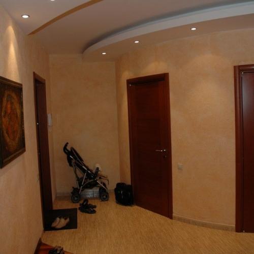 Ремонт трехкомнатной квартиры (м. Каховская)