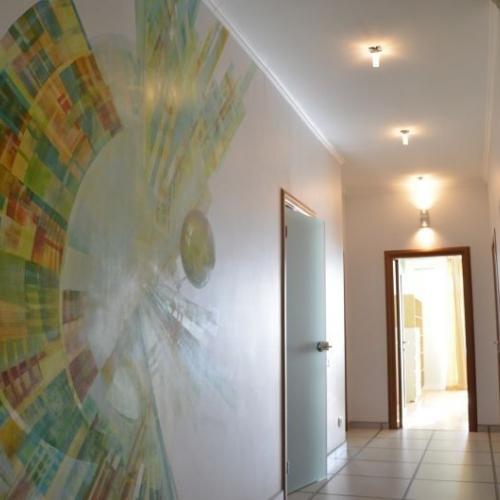 Дизайн трехкомнатной квартиры (м. Кожуховская)