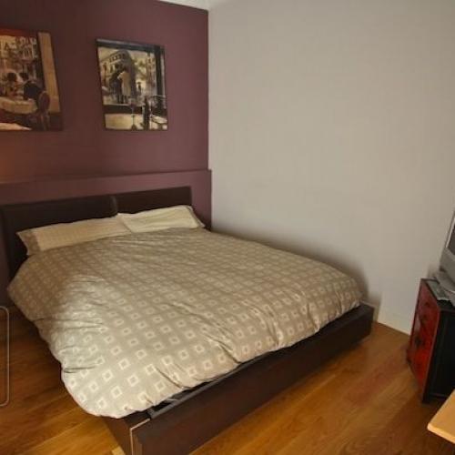 Дизайн двухкомнатной квартиры (м. Спортивная)
