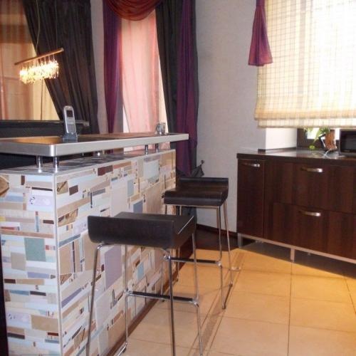 Дизайнерский ремонт квартиры (м. Воробьевы горы)