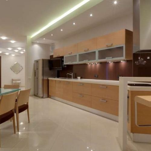 Дизайн двухкомнатной квартиры (м. Мякинино)